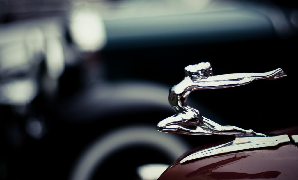 "Photo Credit: ""Vintage Rolls Royce hood ornament"" by  Adam Hinett"