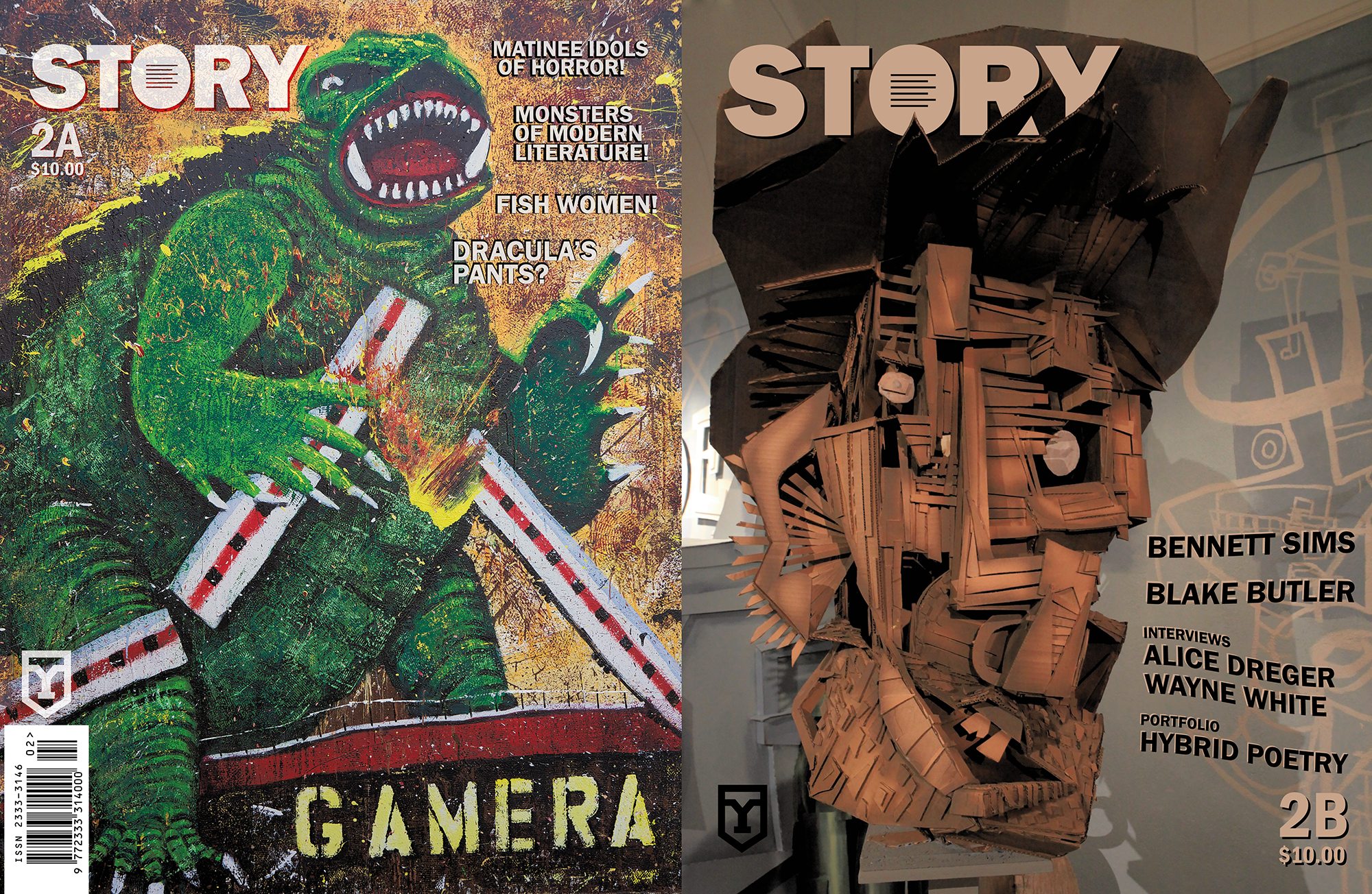 Story 2 covers